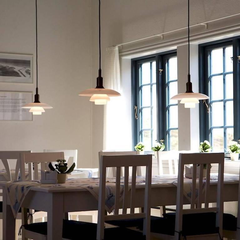 Scandinavian Modern Poul Henningsen PH 3/2 Glass Pendants for Louis Poulsen For Sale