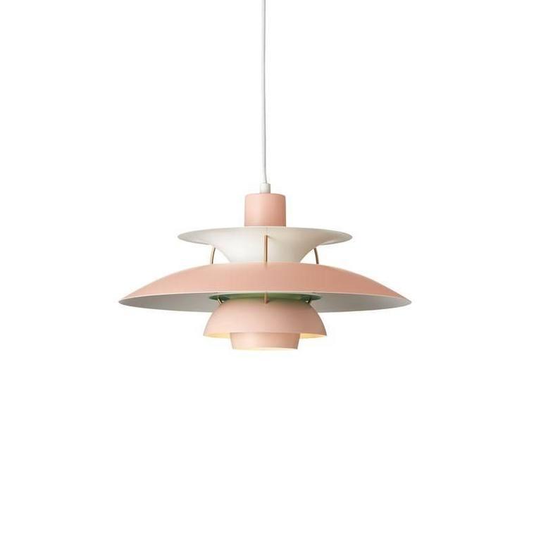 poul henningsen ph 5 pendants for louis poulsen for sale at 1stdibs. Black Bedroom Furniture Sets. Home Design Ideas