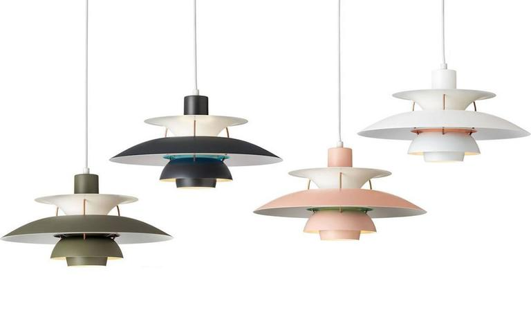 Poul henningsen ph 5 pendants for louis poulsen for sale at 1stdibs scandinavian modern poul henningsen ph 5 pendants for louis poulsen for sale aloadofball Choice Image