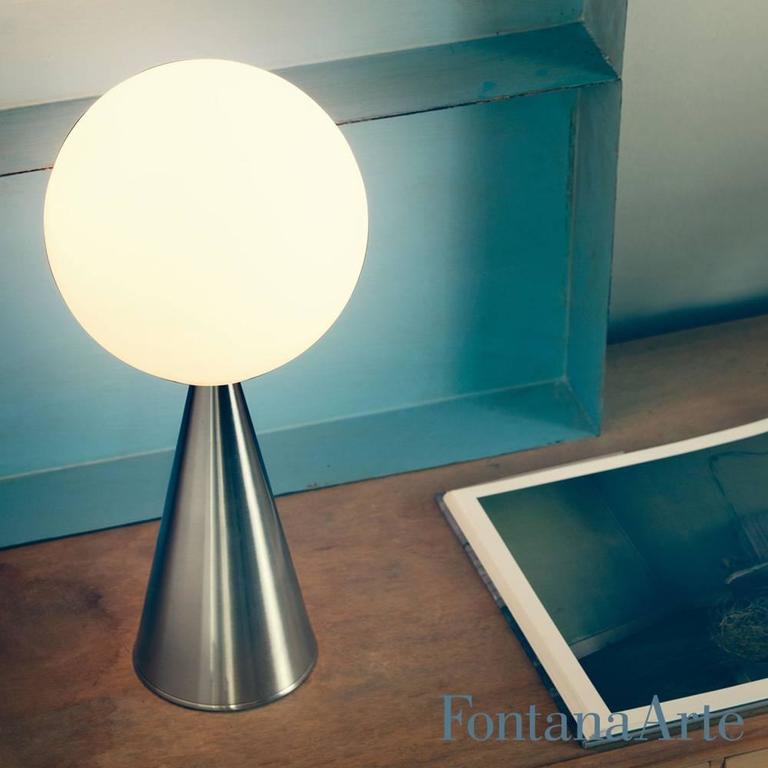 Gio Ponti Bilia Table Lamp For Fontana Arte For Sale At