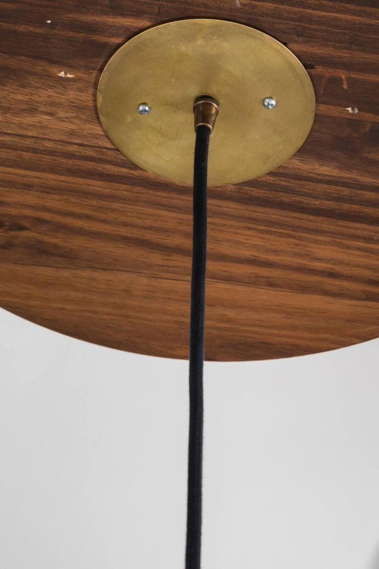 1960s Brass Pendant for Lyfa, Denmark For Sale 1