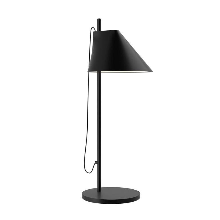 GamFratesi Black 'YUH' Floor Lamp for Louis Poulsen In New Condition For Sale In Glendale, CA