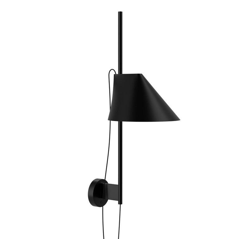 Contemporary GamFratesi Black 'YUH' Floor Lamp for Louis Poulsen For Sale