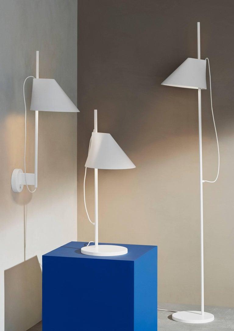 GamFratesi Black 'YUH' Floor Lamp for Louis Poulsen For Sale 1
