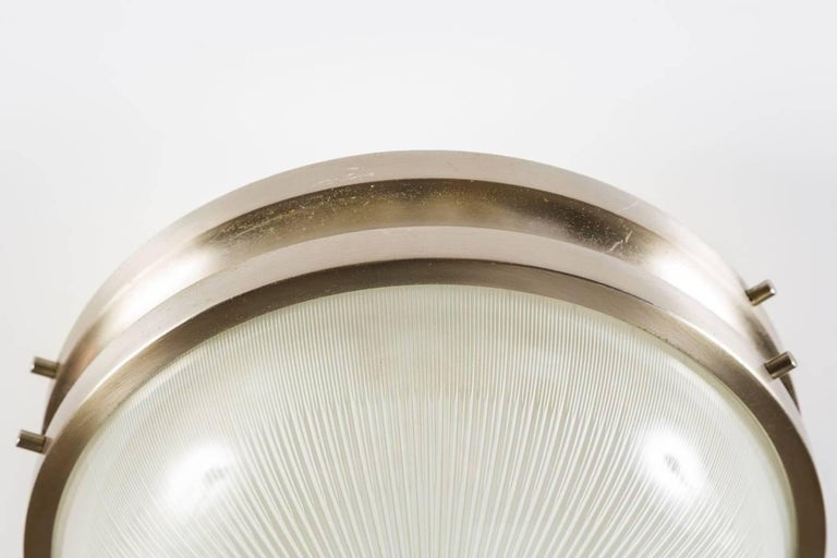 Mid-Century Modern 1960s Sergio Mazza 'Sigma' Wall or Ceiling Lights for Artemide, 1960s For Sale