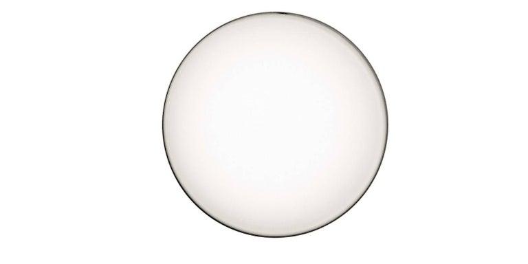 Scandinavian Modern Small Arne Jacobsen 'Eklipta' Wall or Ceiling Light for Louis Poulsen For Sale