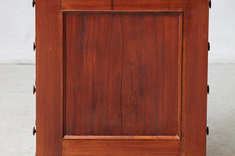 20th Century Walnut Piano Top Davenport Desk For Sale 6