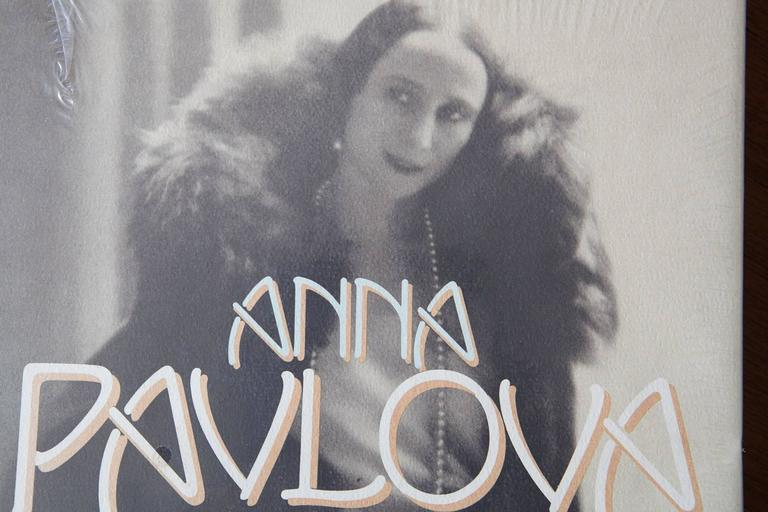 American Keith Money, Anna Pavlova: Her Life and Art, First Edition, New, Sealed, 1982 For Sale