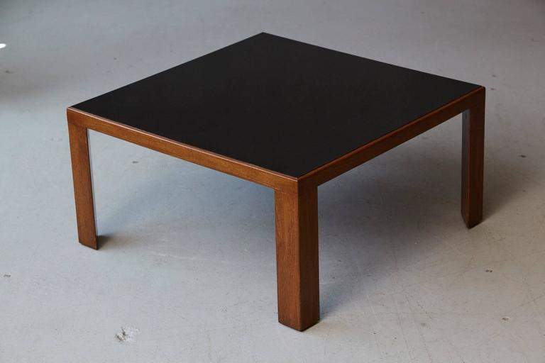 Mid-20th Century Dunbar Walnut Coffee or End Table Model # 3374 by Edward Wormley For Sale