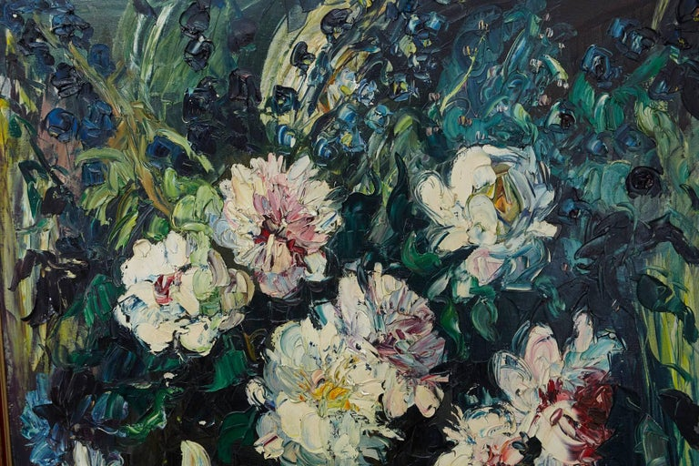 Emeric Vagh-Weinmann, Peonies, 1964 For Sale 1