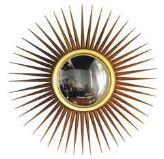 Sun Convex Mirror by Arturo Pani, circa 1950