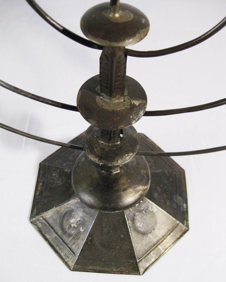 William Spratling, Tin Candelabra, Taxco, Mexico, circa 1935 6