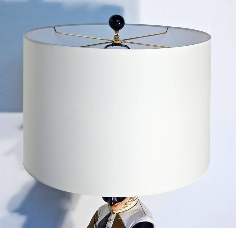 harlequin lighting lampshade harlequin lamp by the marbro company for sale at 1stdibs