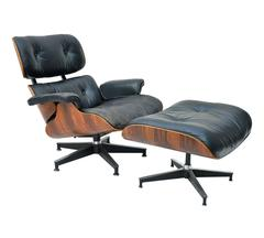 Eames 670 Lounge Chair in Rosewood