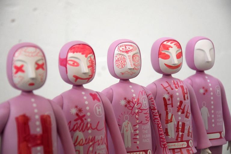 Spanish Jaime Hayon Art Sculptures For Sale