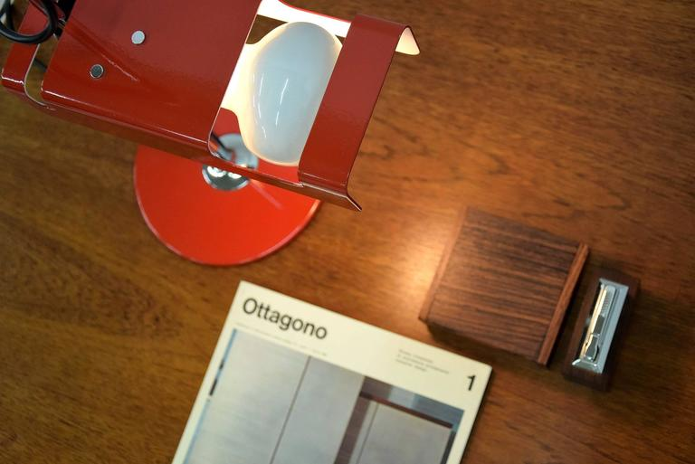 Mid-Century Modern O-Luce Spider Lamp by Joe Colombo For Sale
