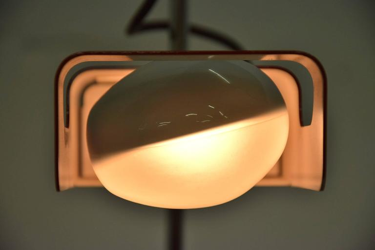 O-Luce Spider Lamp by Joe Colombo In Excellent Condition For Sale In Weesp, NL