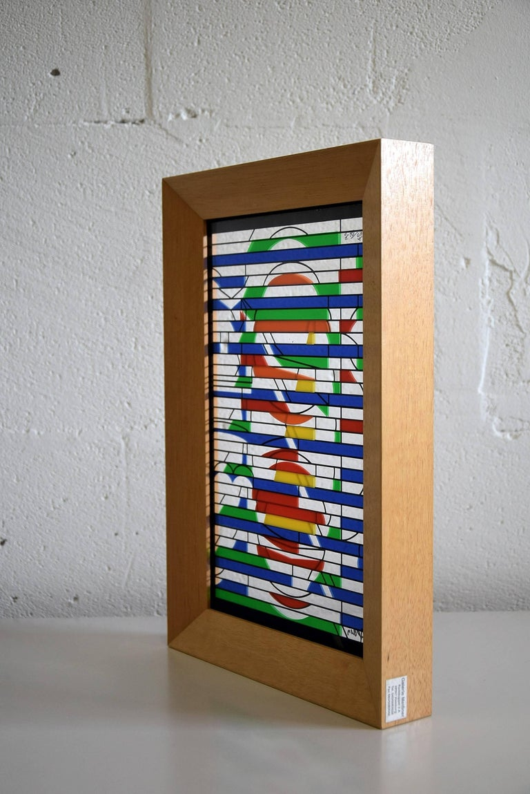 Yaacov Agam Art For Sale 2