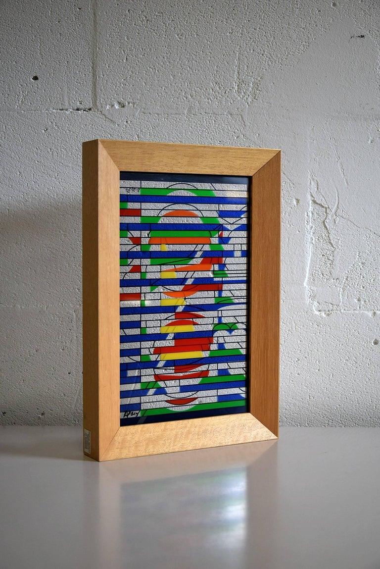 French Yaacov Agam Art For Sale