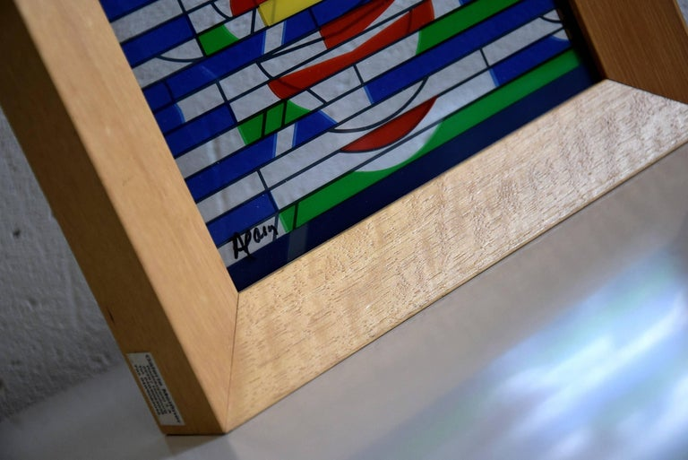 Yaacov Agam Art In Good Condition For Sale In Weesp, NL