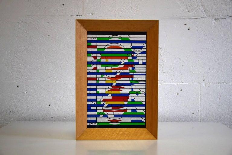 Yaacov Agam Art For Sale 5