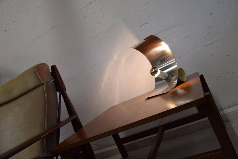 Mid-Century Modern Tagliapietra Midcentury Italian Table Lamp For Sale