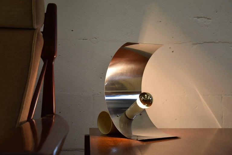 Tagliapietra Midcentury Italian Table Lamp For Sale 2