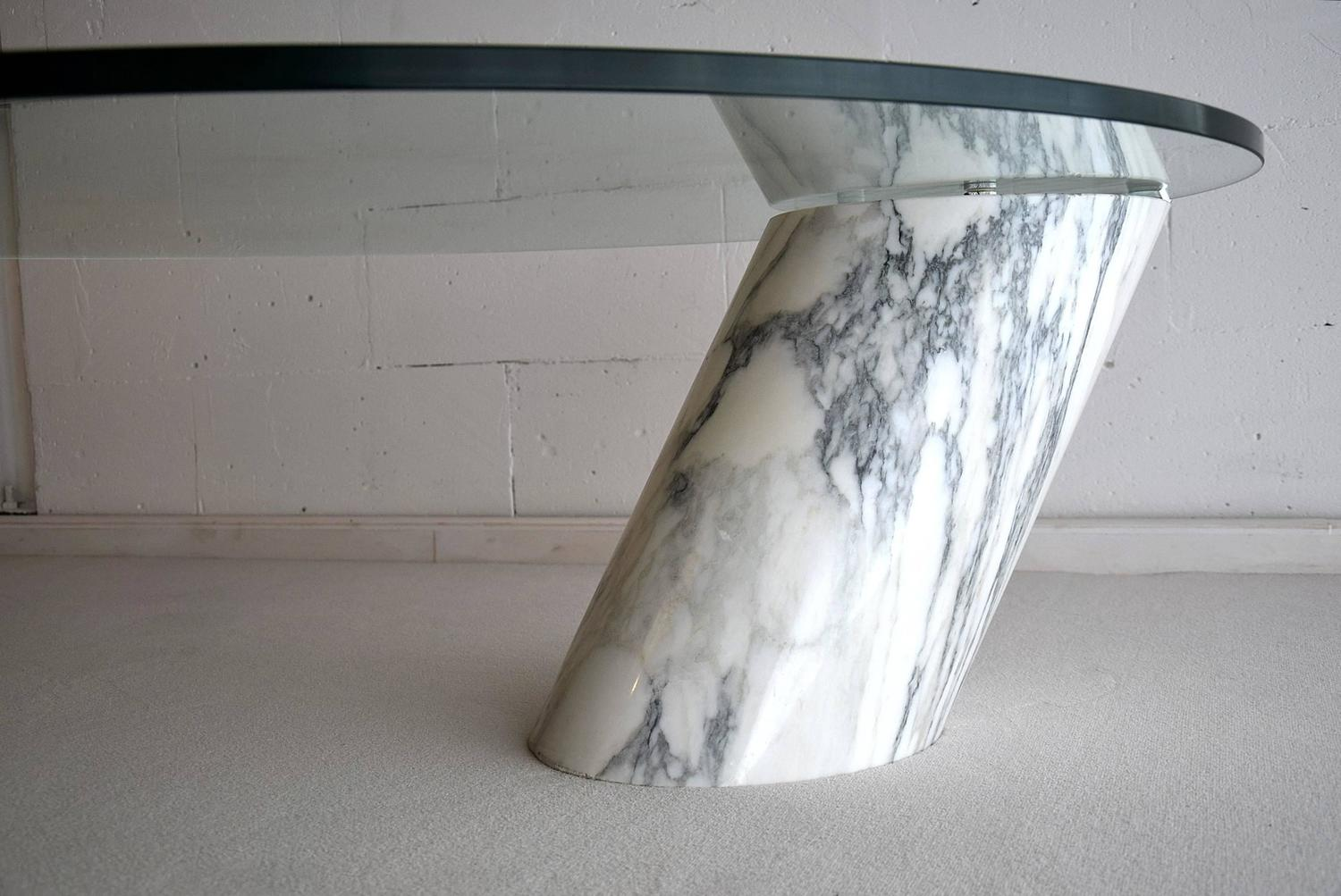 K1000 Carrera Marble Coffee Table At 1stdibs