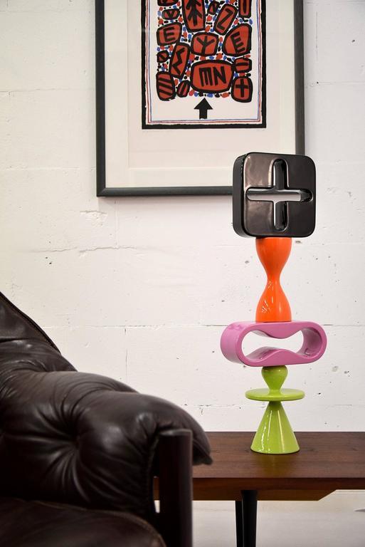 Symbolic Krt 02 Sculpture by Karim Rashid For Sale 2
