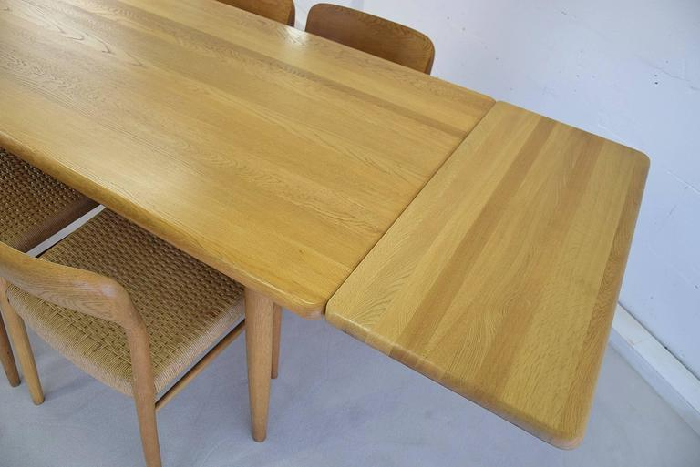 1950s Dining Set by Niels M248ller For Sale at 1stdibs : DSC0190l from www.1stdibs.com size 768 x 513 jpeg 40kB