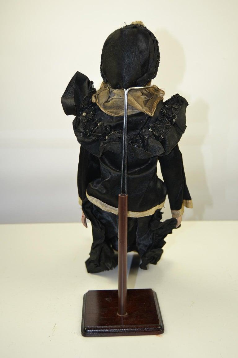 1920s French Boudoir Dolls, Salon Dolls, Pierrot and Pierrette For Sale 1