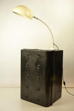 Vintage Flex Table Lamp by Elio Martinelli for Martinelli Luce, Italy, 1970s