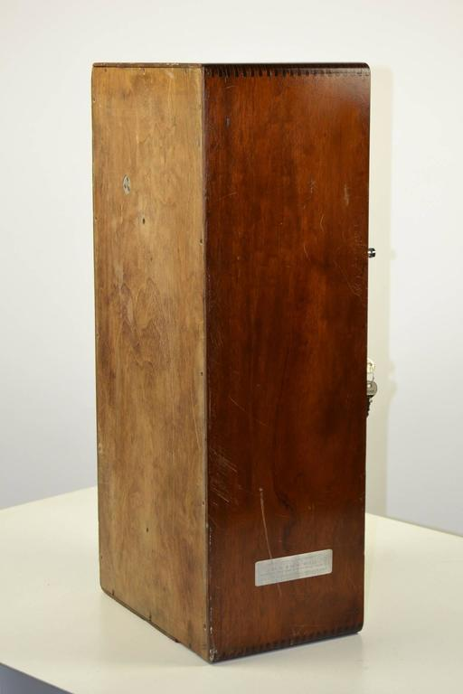 Vintage Woodbine Virginia Cigarettes Vending Machine At