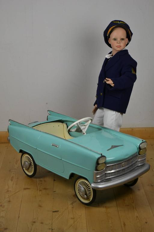 Vintage Pedal Car Rosca, Italy For Sale At 1stdibs