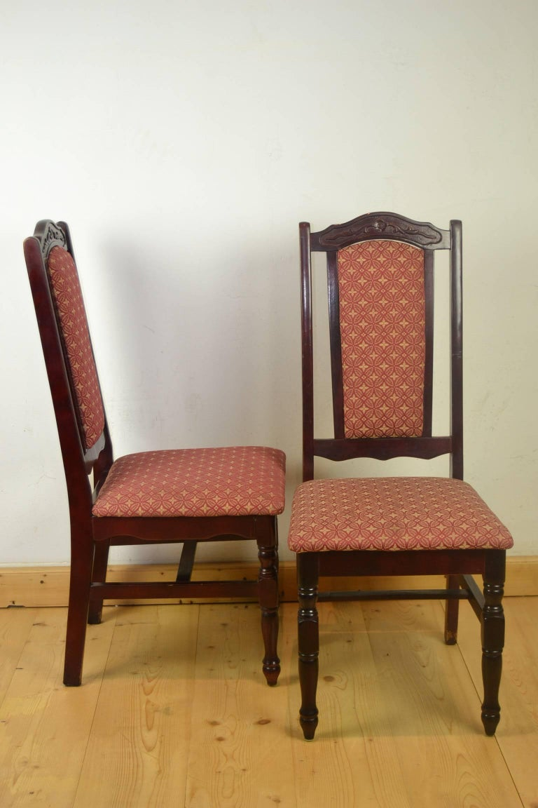 Set of 50 Dining Chairs, Late 20th Century For Sale 4