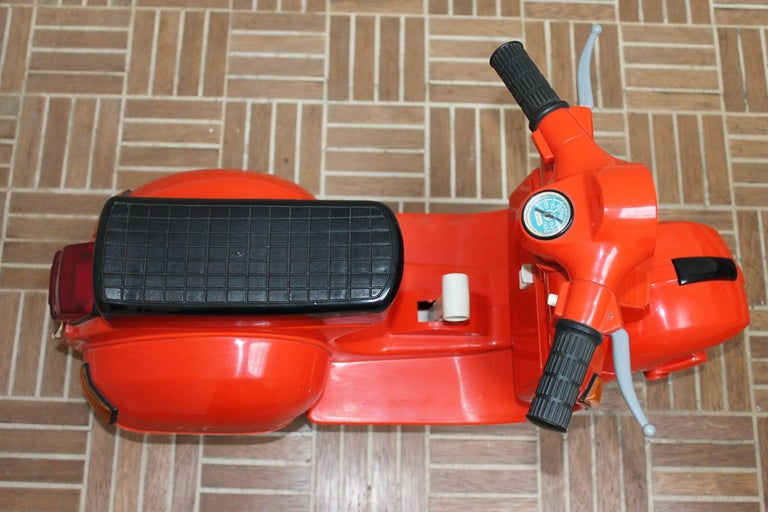 1980s Children 39 S Vespa Scooter For Sale At 1stdibs
