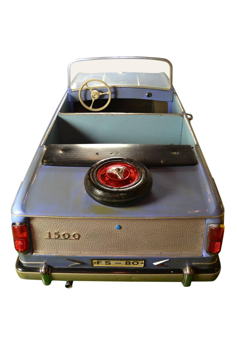 1960s Carousel BMW 1500 Car by Hennecke Germany For Sale 1