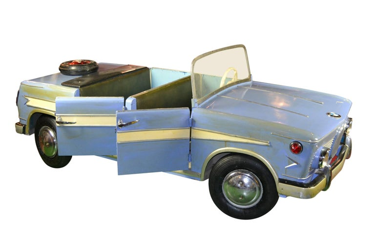 20th Century 1960s Carousel BMW 1500 Car by Hennecke Germany For Sale