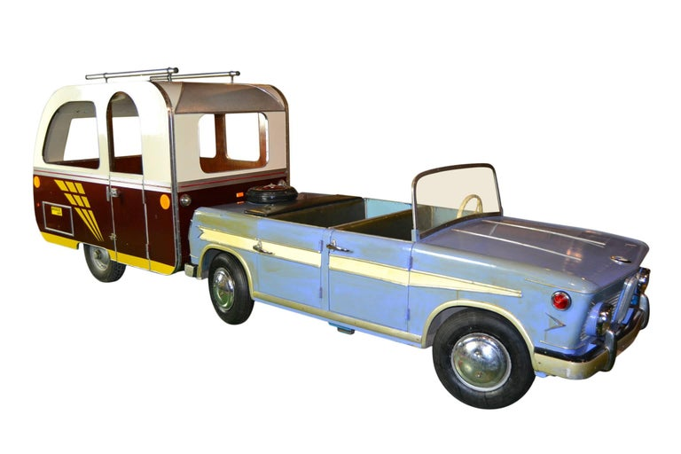1960s Carousel BMW 1500 Car by Hennecke Germany For Sale 4