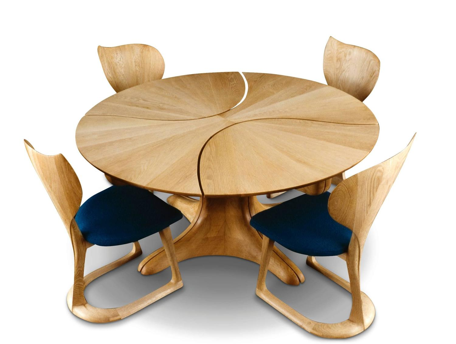 lily pad ii dining table designed 1982 for sale at 1stdibs