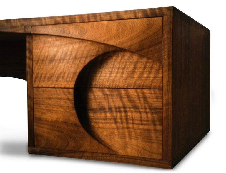 """""""Ménage a Trois"""" Wall-Mounted Dressing Table by Michael Coffey 2"""