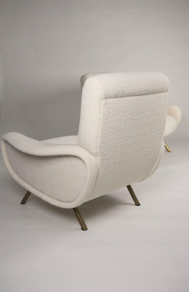 Marco Zanuso 'Lady' Chairs, Early Arflex Edition, circa 1951 In Excellent Condition For Sale In Hamburg, Hamburg