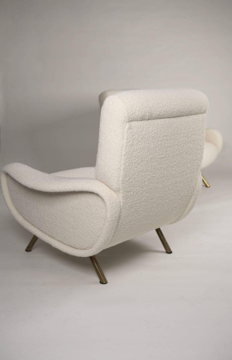 Marco Zanuso 'Lady' Chairs, Early Arflex Edition, circa 1951 5