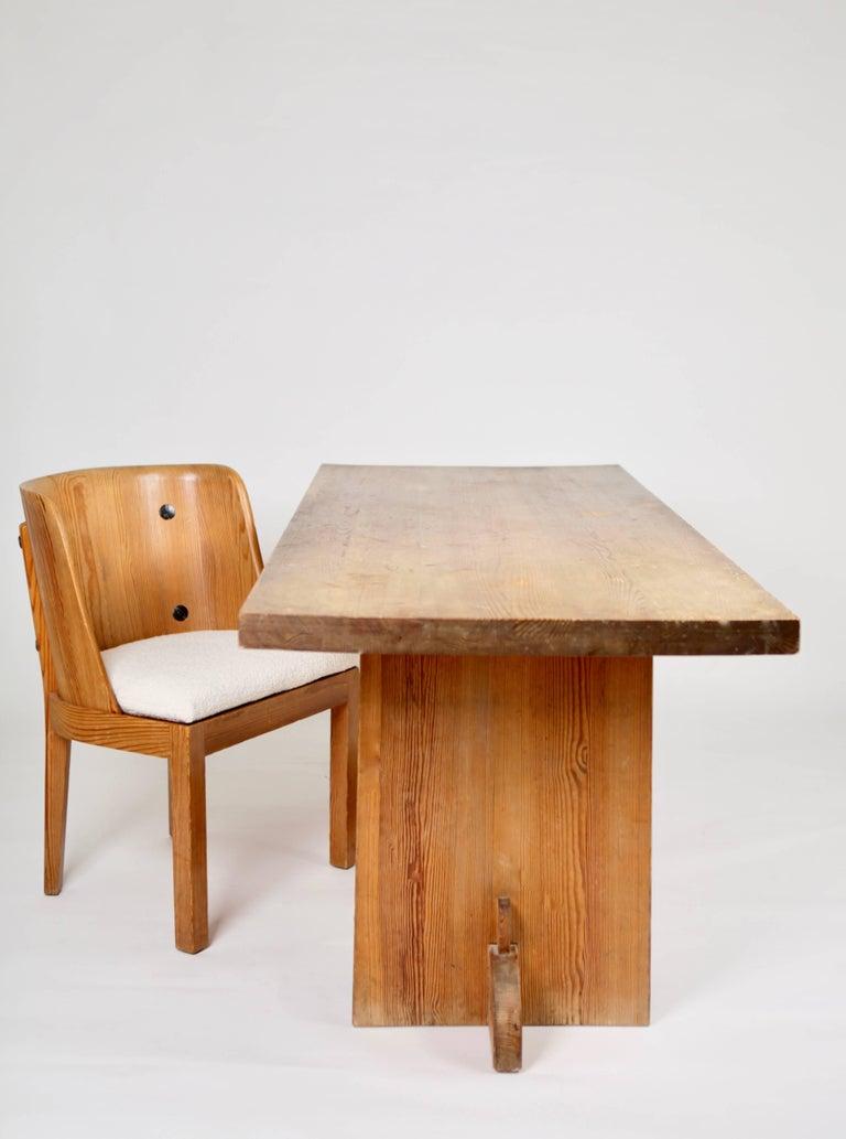 20th Century Axel-Einar Hjorth, 'Lovö' Table, Nordiska Kompaniet, 1932 For Sale