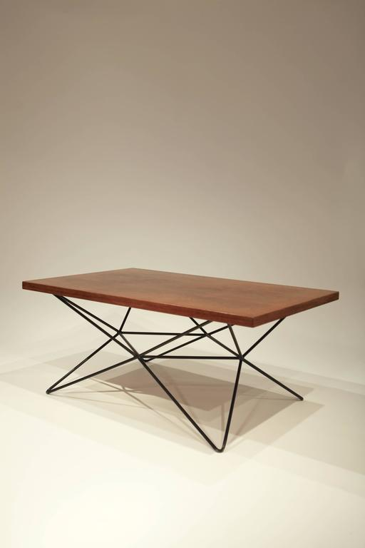 Scandinavian Modern Coffee Table by Bengt Johan Gullberg For Sale