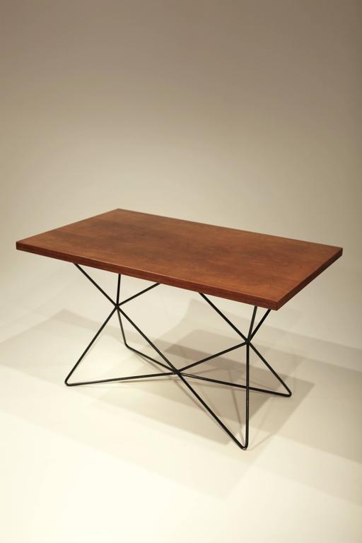 Swedish Coffee Table by Bengt Johan Gullberg For Sale