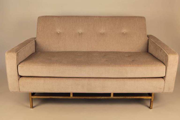 Mid-Century Modern Harvey Probber, Pair of Sofas, 1940s For Sale