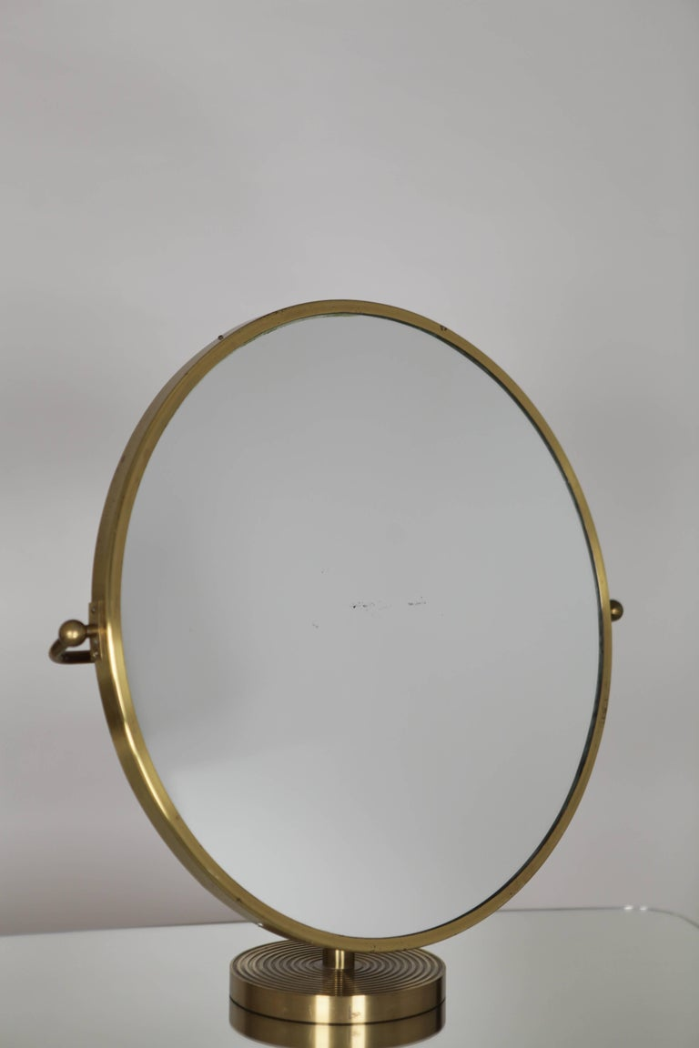 Josef Frank, 'Table Mirror' Svenskt Tenn, Sweden, 1934 In Excellent Condition For Sale In Hamburg, Hamburg