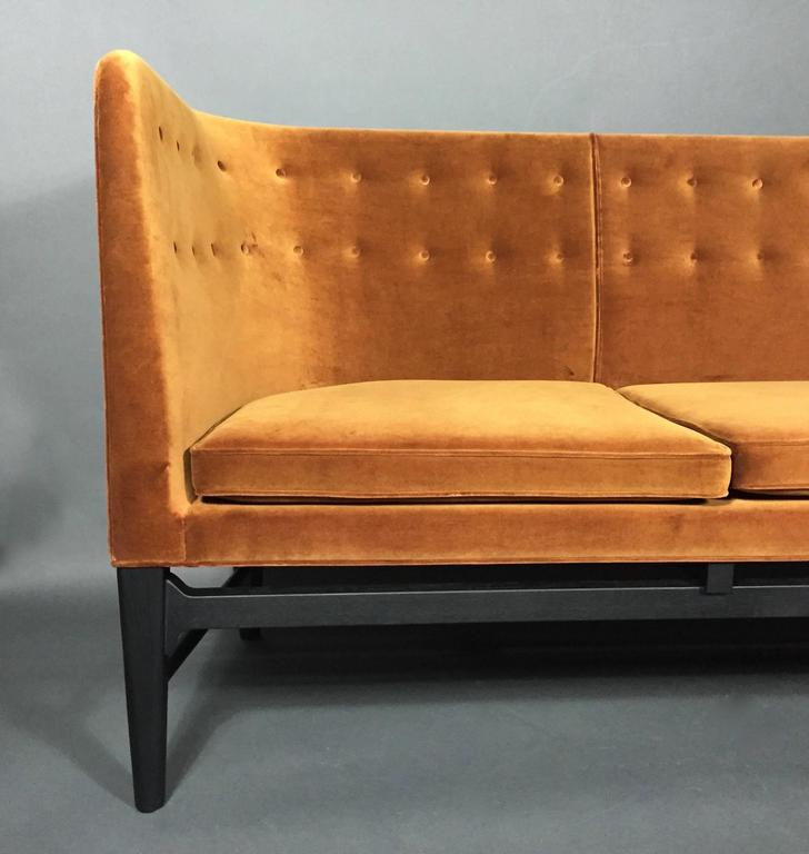 mayor sofa designed by arne jacobsen and flemming lassen 1939 at 1stdibs. Black Bedroom Furniture Sets. Home Design Ideas