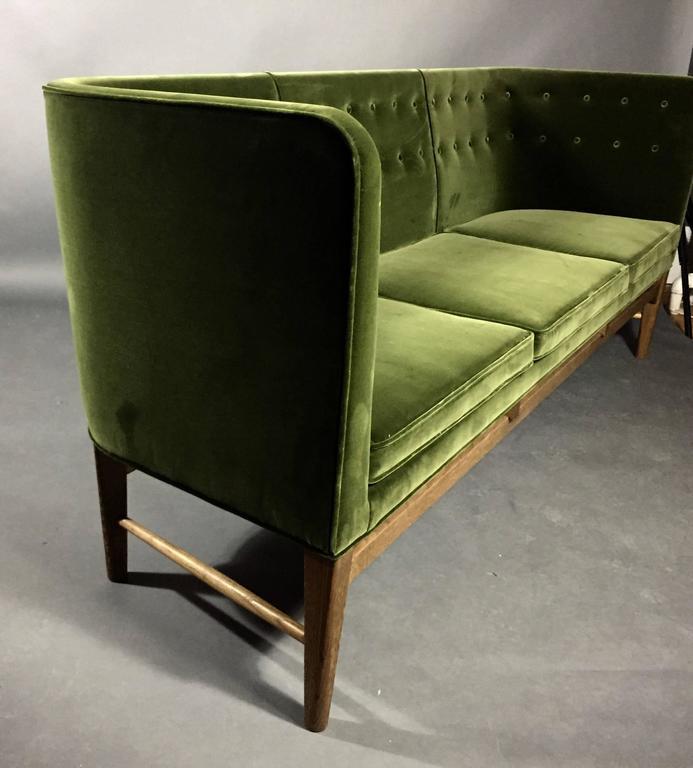 Mayor Sofa by Arne Jacobsen and Flemming Lassen, Designed 1939 2